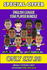 **SPECIAL OFFER** English League Star Player Bundle!