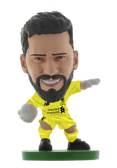Liverpool Alisson - Home Kit (2019 version)