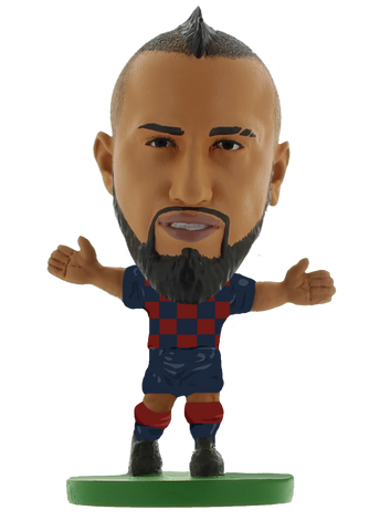 Barcelona Arturo Vidal - Home Kit (2020 version)
