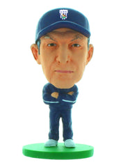 West Brom - Tony Pulis (tracksuit)