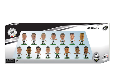 Germany - 15 Player Team Pack (2016)