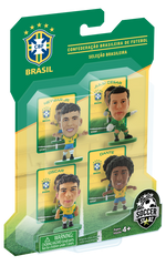 Brazil - 4 Player Blister Pack