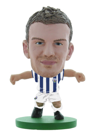 West Brom - Chris Brunt Home Kit (Classic Kit)
