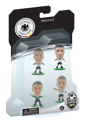 Germany (EURO) - 4 Player Blister Pack A