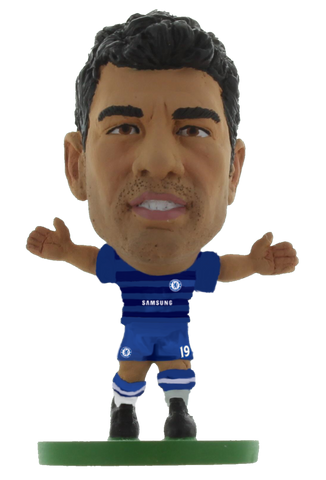 Chelsea - Diego Costa Home Kit (2015 version)