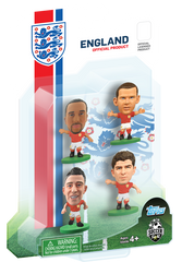 England - 4 Player Blister Pack A