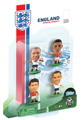 England - 4 Player Blister Pack B