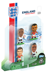England - 4 Player Blister Pack C