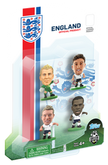 England - 4 Player Blister Pack D