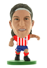 Atletico Madrid - Filipe Luis Home Kit (2017/Classic)