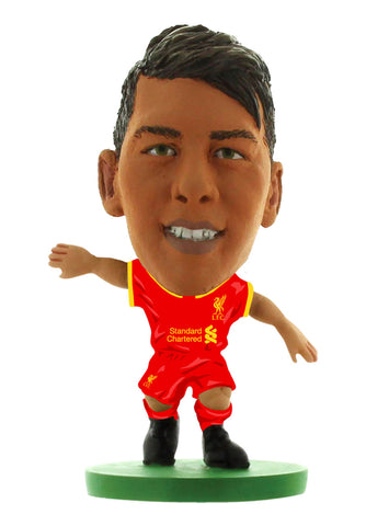 Liverpool Firmino - Home Kit (2017 version)