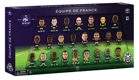 France - 24 Player Team Pack
