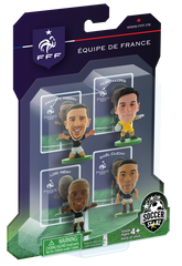 France - 4 Player Blister Pack B