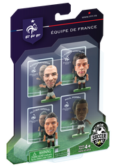 France - 4 Player Blister Pack C