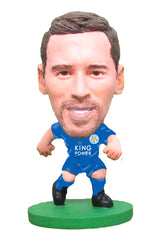 Leicester City - Christian Fuchs Home Kit (Classic Kit)