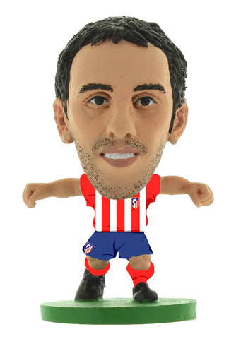 Atletico Madrid - Diego Godin - Home Kit (2017 Version)