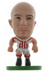 Stoke - Stephen Ireland Home Kit (2015 version)