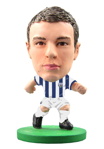 West Brom - Jonny Evans Home Kit (Classic Kit)