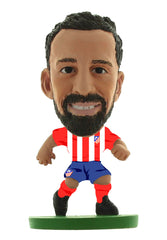 Atletico Madrid - Juanfran Home Kit (2017/Classic)