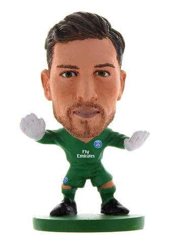 Paris St Germain Kevin Trapp Home Kit (2018 version)