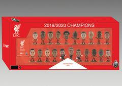 Limited Edition Liverpool 2019/2020 League Winners Team Pack!