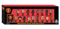 Limited Edition Man Utd 2018/2019 Team Pack!