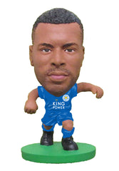 Leicester City - Wes Morgan Home Kit (Classic Kit)