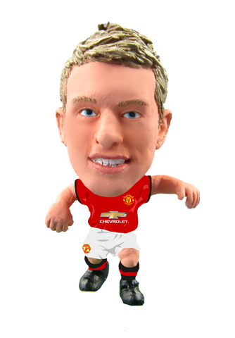 Collection Completer Man Utd - Phil Jones - Home Kit (2018 version)
