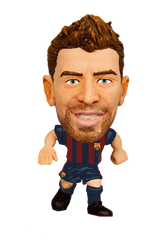 Collection Completer Barcelona - Gerard Pique - Home Kit (2018 version)