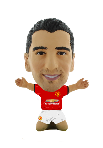 Collection Completer Man Utd- Henrikh Mkhitaryan - Home Kit (2018 version)