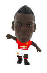 Collection Completer Man Utd - Paul Pogba - Home Kit (2018 version)