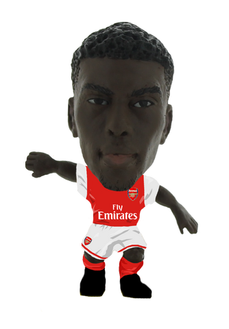 Collection Completer Arsenal - Alex Iwobi - Home Kit (2018 version)