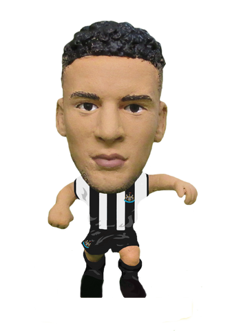 Collection Completer Newcastle - Jamaal Lascelles - Home Kit (Classic Kit)