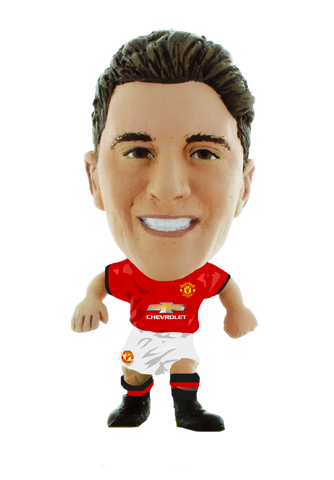 Collection Completer Man Utd - Ander Herrera - Home Kit (2018 version)