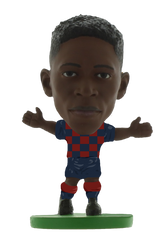Barcelona Ousmane Dembele - Home Kit (2020 version)