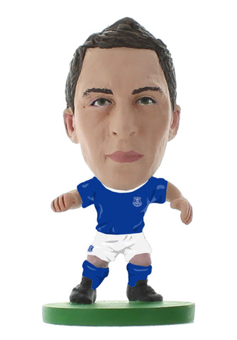 Everton - Phil Jagielka Home Kit (Classic Kit)