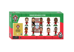 Portugal 10 player team pack (2018)