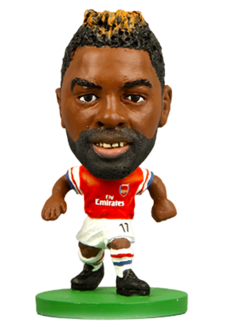 Arsenal - Alex Song Home Kit (2013 version)