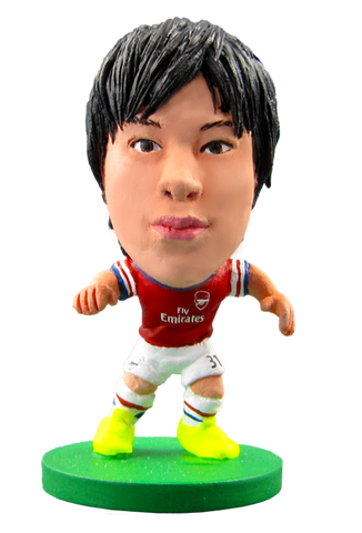 Arsenal - Ryo Miyaichi Home Kit (2014 version)