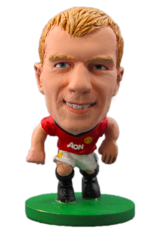 Man Utd - Paul Scholes Home Kit (2014 version)