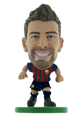 Collection Completer Barcelona Gerard Pique (2019 version)