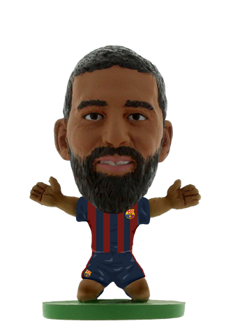 Barcelona - Arda Turan - Home Kit (2018 version)