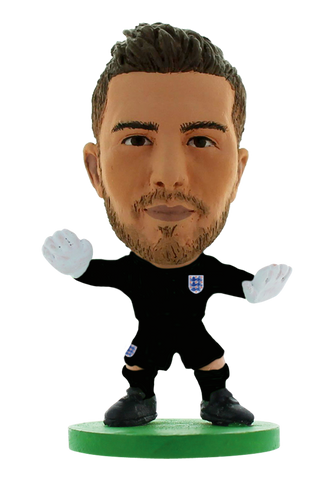 England Jack Butland (2018) - Home Kit