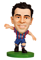 Barcelona -  Xavi Hernandez Home Kit (2015 version)