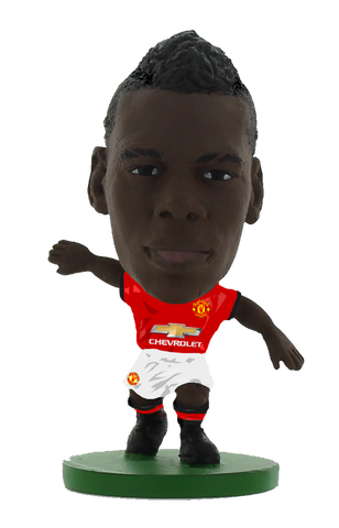 Man Utd - Paul Pogba Home Kit (2018 version)