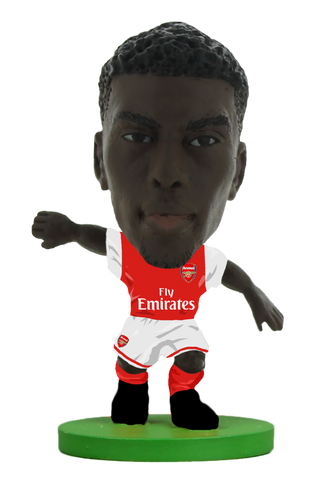 Arsenal - Alex Iwobi - Home Kit (2018 version)