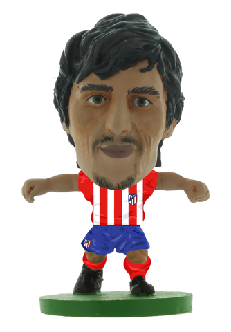 Atletico Madrid - Stefan Savic - Home Kit (Classic Kit)