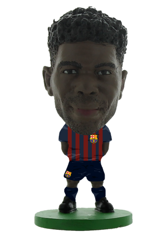 Barcelona - Samuel Umtiti - Home Kit (2019 version)