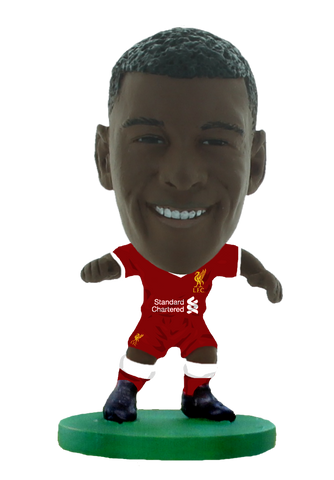 Liverpool Georginio Wijnaldum - Home Kit (2018 version)