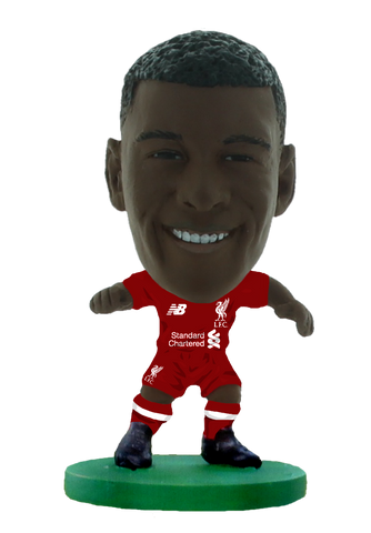 Liverpool Georginio Wijnaldum - Home Kit (2019 version)